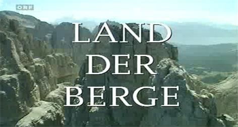 Land der berge signet