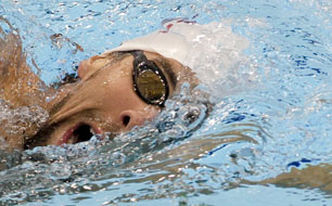 Michael Phelps OIympia Schwimmen