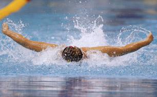 Schwimmen Koschischek