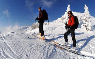 Skitouren-Geher