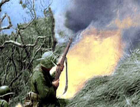 Der zweite Weltkrieg in Farbe: Kampf um die Philippinen