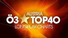 Logo Ö3 Austria Top 40 Longplay-Charts