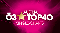 Logo Ö3 Austria Top 40 Single-Charts