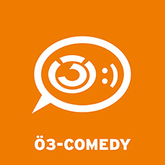 Wecker Comedy Podcast Logo
