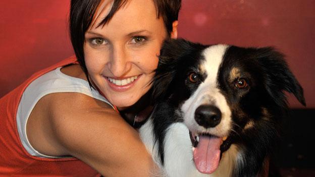 Alexandra Plank mit Hund Esprit - esprit2.5198844