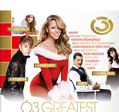 Cover der Ö3-Greatest Christmas Hits 2013