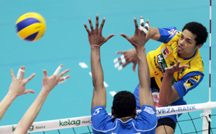 Volleyball, Champions League