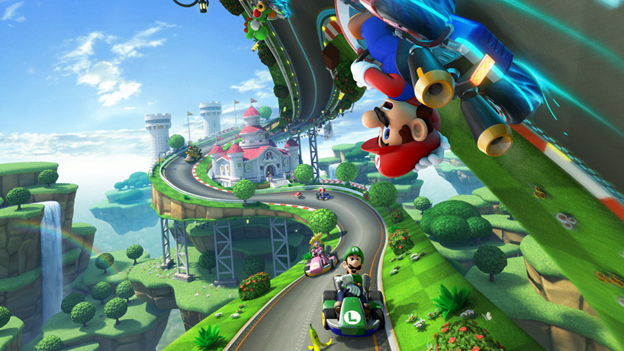 "Screenshot ""Mario Kart 8"""