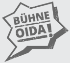 Bühne oida - Logo