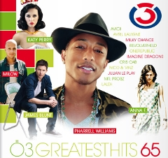 Ö3 Greatest Hits Vol. 65 - Cover