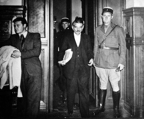 Nazi Kollaborateure  Pierre Laval