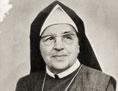 Die Gründerin der Missionsärztlichen Schwestern, Anna Dengel
