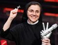 """Die italienische Nonne Cristina Scuccia als Gewinnerin von """"The Voice of Italy"""""""