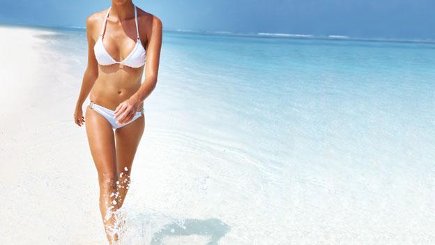 Sommer Meer Strand