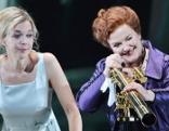 Von den Salzburger Festspielen: Der Rosenkavalier