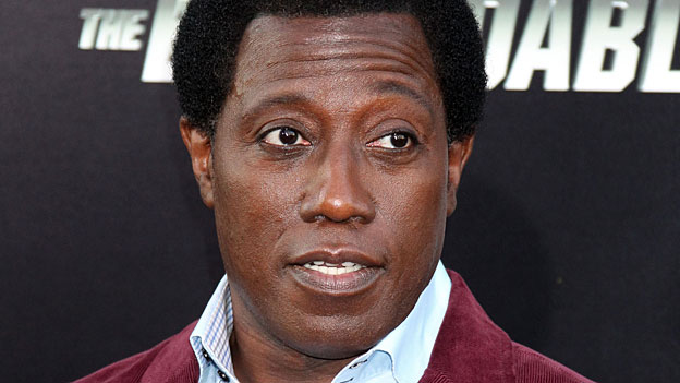 Expendables-Star Wesley Snipes