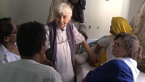 Ärztin und Ordensfrau Ruth Pfau