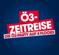 Ö3-Zeitreise Logo