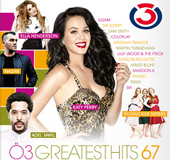Cover der Ö3-Greatest Hits Vol.67