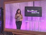 Kultur heute hosted by Erwin wurm