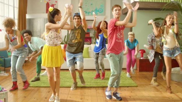 """Schreenshots """"Just Dance 2015"""""""