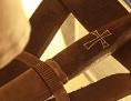 Schwert mit Kreuz am Griff