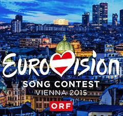 Das Eurovision Song Contest Logo für Wien 2015