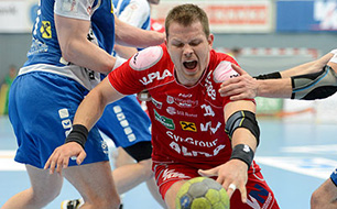 Handball, Hart