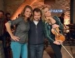 DENK mit KULTUR  Bobby Slivovsky und Lidia Baich