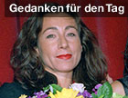 Schauspielerin Andrea Eckert