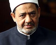 Der Scheich der Al-Azhar-Universität, Mohammed Ahmed al Tajib - ahmed_al-tajib_fact.5334763