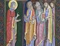 Maria Magdalena Ikone Apostelin