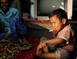 Tabakkonzerne - Kinder als Zielgruppe