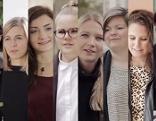 Frauen Fragmente - Wissenschafterinnen Gestern Heute Morgen