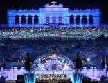 Sommernachtskonzert der Wiener Philharmoniker - Eröffnung der Wiener Festwochen  2015