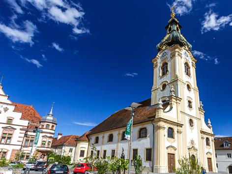 Stadtpfarrkirche Hartberg