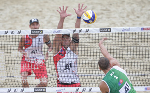 Beachvolleyball, Clemens Doppler, Alexander Horst