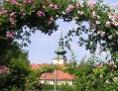 Garten von Stift Seitenstetten