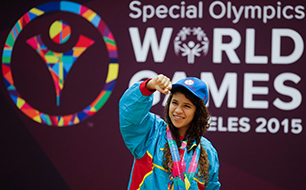 Special Olympics Summer World Games
