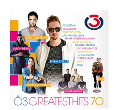 Cover Ö3 Greatest Hits Vol.70
