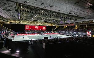 Tennis Generali Open Damen, Centercourt