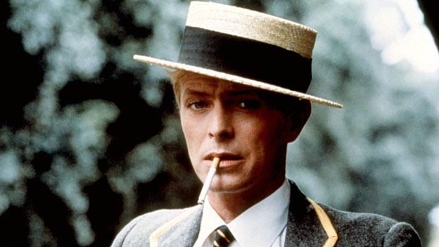 David Bowie Porträt