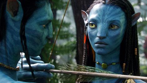 "Szene aus ""Avatar"""
