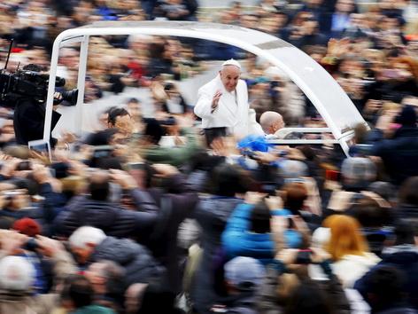 Papst Generalaudienz Samstag