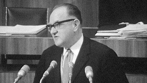 Christian Broda - Rechtsreformer, Europäer, Visionär