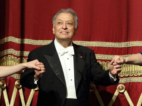 Dirigent Zibin Mehta Parse