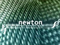 """Logo von """"Newton"""""""