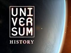 """Logo von """"Universum History"""""""
