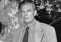 Aldoux Huxley im Jahr 1956