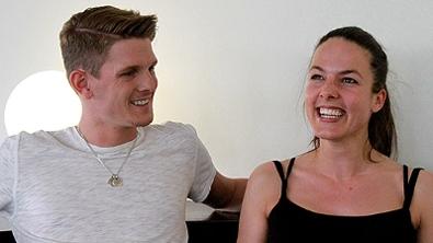 Thomas Morgenstern und Roswitha Wieland im Interview.